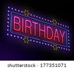 illustration depicting an... | Shutterstock . vector #177351071