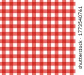 illustration of seamless plaid... | Shutterstock . vector #1773540761
