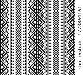 moroccan vector seamless... | Shutterstock .eps vector #1773864161
