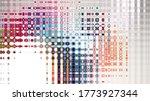 Abstract 3d Artistict Vibrant...