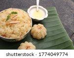 Suji Ka Halwa Is Indian Dish ...