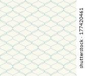 vector seamless pattern. modern ... | Shutterstock .eps vector #177420461