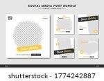travel social media post banner ... | Shutterstock .eps vector #1774242887