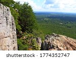 Views Of Crowders Mountain...