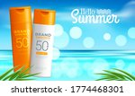 sun protection cosmetic... | Shutterstock .eps vector #1774468301