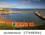 Landscape Image Of Whitby...