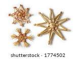 christmas stars   Shutterstock . vector #1774502
