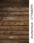 vintage horizontal wood planks... | Shutterstock . vector #177468395