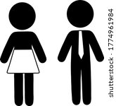 Black And White Women And Men...