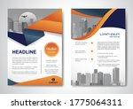 template vector design for... | Shutterstock .eps vector #1775064311