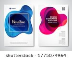 template vector design for... | Shutterstock .eps vector #1775074964