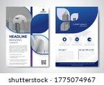 template vector design for... | Shutterstock .eps vector #1775074967