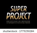 vector elegant emblem super... | Shutterstock .eps vector #1775250284