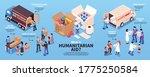 humanitarian support isometric... | Shutterstock .eps vector #1775250584