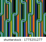 color scale pattern formed by... | Shutterstock .eps vector #1775251277