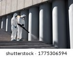 Cleaning  Disinfection Of The...