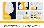 creative 8 page business... | Shutterstock .eps vector #1775478971