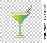 Cocktail Sign Illustration....