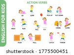 english for kids playcard.... | Shutterstock .eps vector #1775500451