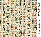 abstract seamless pattern with... | Shutterstock .eps vector #1775622641
