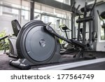 diverse equipment and machines... | Shutterstock . vector #177564749