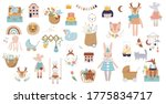 trendy baby and children icons  ... | Shutterstock .eps vector #1775834717