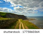 Path On The Cleveland Way ...