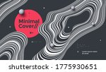 black and white background with ...   Shutterstock .eps vector #1775930651