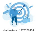 find best customers  online...   Shutterstock .eps vector #1775983454