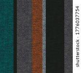 seamless green stripes pattern... | Shutterstock .eps vector #1776037754