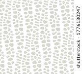 vector seamless pattern. modern ...   Shutterstock .eps vector #1776130247