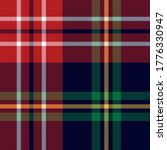 christmas tartan plaid pattern... | Shutterstock .eps vector #1776330947