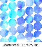 morrocan ornament of blue... | Shutterstock .eps vector #1776397604
