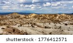 The Badlands Of Abanilla And...