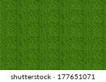 green grass background texture | Shutterstock . vector #177651071