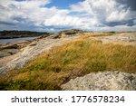 Rocky Landscape By The Sea ...