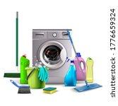 3d realistic vector icon...   Shutterstock .eps vector #1776659324