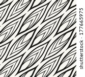 seamless pattern. graphic... | Shutterstock .eps vector #177665975