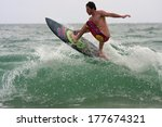 ft. lauderdale  fl   december... | Shutterstock . vector #177674321