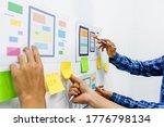 the team of website designers...
