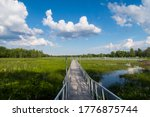 View Of A Walkway At The ...