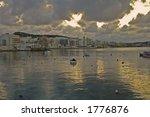maltese harbor | Shutterstock . vector #1776876