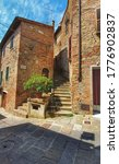 Montepulciano  Tuscany  Italy ...