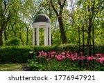 Rotunda. Gomel Palace And Park...