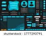 big set of ui web elements....