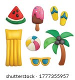 plasticine modeling clay sea... | Shutterstock .eps vector #1777355957
