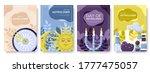 astrology flyer concept  web...