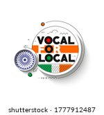 """vocal for local"""" campaign of... 