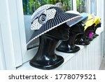 Summer Ladies Hats On...