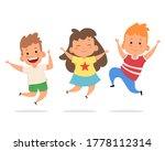 vector illustration of funny... | Shutterstock .eps vector #1778112314
